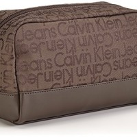 Calvin-Klein-Jeans-Kosmetiktschchen-Hard-Heavy-Washbag-Braun-Walnut-J5EJ500058-0-0