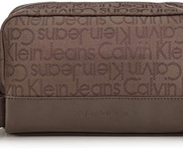 Calvin-Klein-Jeans-Kosmetiktschchen-Hard-Heavy-Washbag-Braun-Walnut-J5EJ500058-0